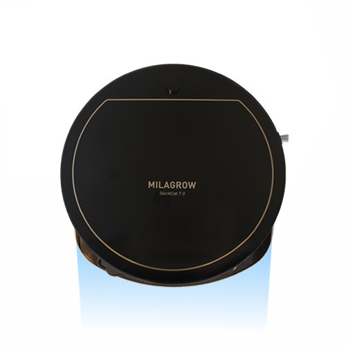Milagrow BlackCat 7.0 – India's Quietest Floor Cleaning Robot with Water Tank