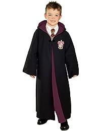 Rubies Kinder Harry Potter Kostüm Kinder Gryffindor Kostüm Robe Mit Verschluss