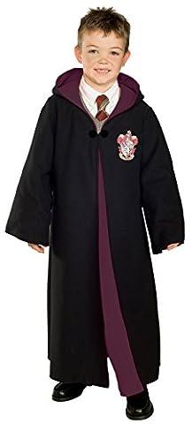 Hermione Granger Dress Up - ? Harry Potter Deluxe Gryffindor Robe Child