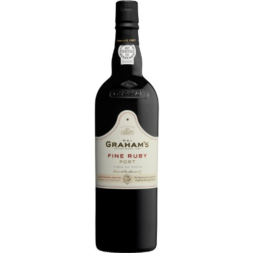 Graham's Fine Ruby Port (1 x 0,75l)