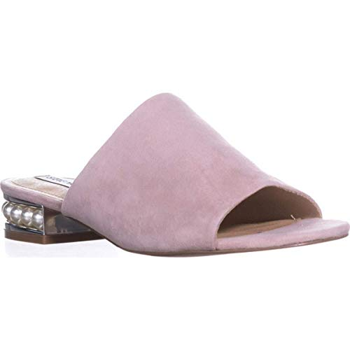 Steve Madden Frauen Offener Zeh leger Gleit Sandalen Pink Groesse 9 US /40 EU (Keil-sandale Madden Von Steve)