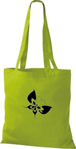 Shirtinstyle , Cabas pour femme Citron vert - Citron vert