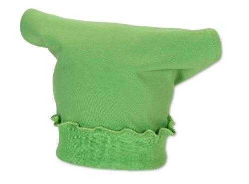 Sterntaler Baby - Mädchen Mütze, Grün - Green - grün (254), 11