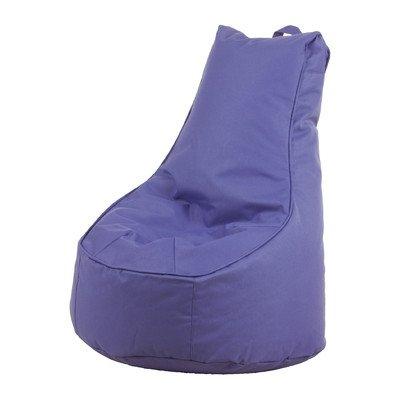 Sitzsack Comfort Junior Oxford Farbe: Lila
