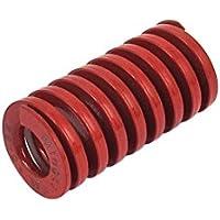 Sourcingmap/® 35mm OD 55mm Lange schwere Last Spiral Stanzen Kompression Die Feder gr/ün de