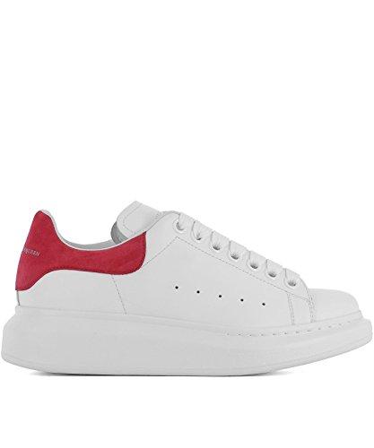 ALEXANDER-MCQUEEN-Womens-462214WHGP79676-White-Rubber-Sneakers