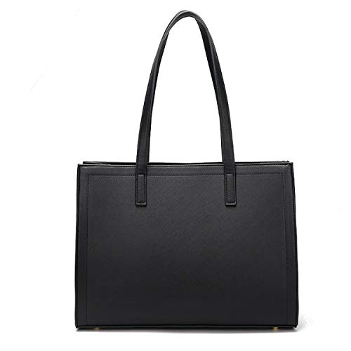 NIYUTA Damenhandtaschen Mode große Schultertaschen Shopper Umhängetaschen - Krokodil Geprägtes Leder Handtasche