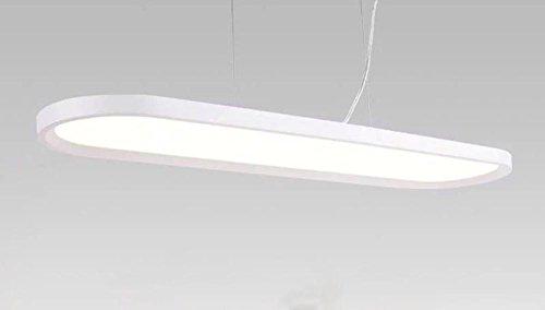 Preisvergleich Produktbild YTB LED home Mode ultra dünn, Oval Wohnzimmer Esszimmer Ideen fliegende Untertasse-Stil Kronleuchter