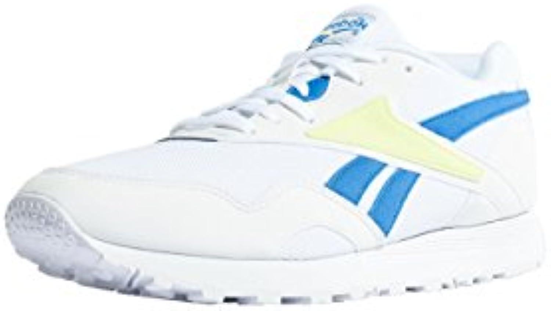 Reebok Herren Schuhe/Sneaker Rapide Mu Weiß 42.5