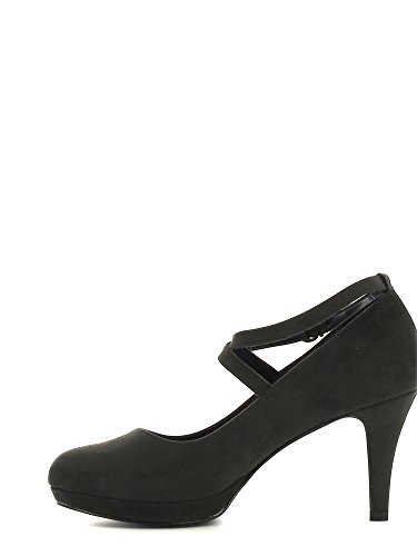 GRACE SHOES 3553 Decollete' Donna Nero