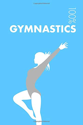 Gymnastics Notebook: Blank Lined Gymnastics Journal For Athlete, Instructor and Coach por Elegant Notebooks