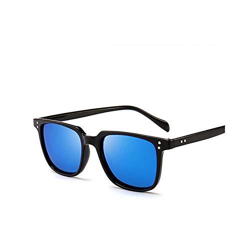 Vikimen Sportbrillen, Angeln Golfbrille,Sunglasses Men Driving NEW Luxury Brand Driver Sun Glasses Metal Designer Cool Shades Retro Goggle UV400 as picture Red