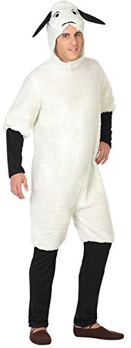 Imagen de atosa  26812  disfraz para adultos  ovejas  t 2