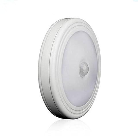 Lumières LED corps Induction commande d'éclairage nuit allée lumière vêtements intelligents armoire coffre armoire capteur