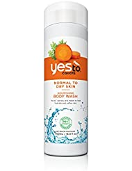 yesto Carrots Gel-douche Nourrissant 500 ml - Lot de 2