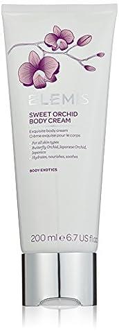 ELEMIS Sweet Orchid Body Cream - Exquisite Body Cream 200ml