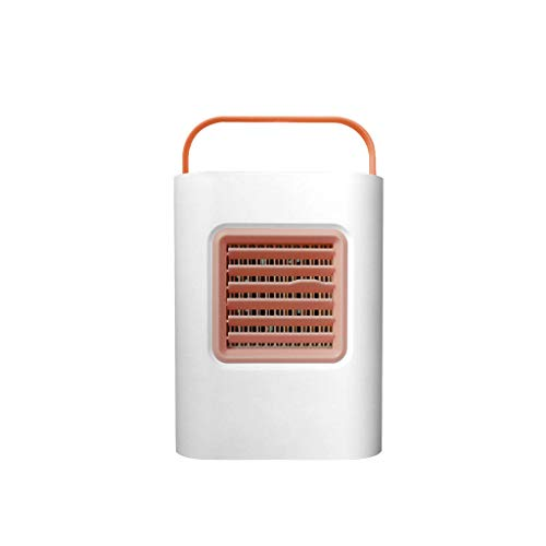Hirolan USB Tragbare Mini-Klimaanlage Cool Cooling Für Schlafzimmer Lüfter Home Tischventilator Standventilator Mini,Mini Fan 3 Geschwindigkeiten