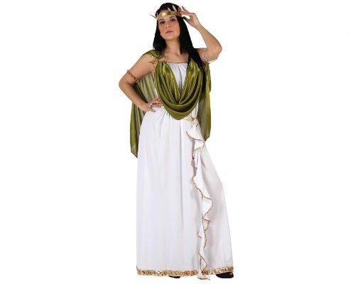 Atosa - Disfraz de diosa griega para mujer, talla M/L (5759)