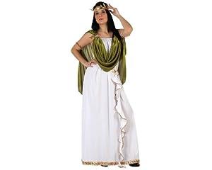 Atosa-5759 Disfraz Romana, color verde, M-l (5759)