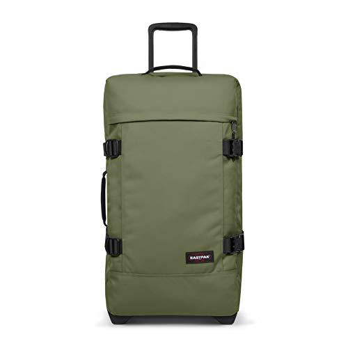 Eastpak TRANVERZ M Bagaglio a mano, 67 cm, 78 liters, Verde (Quiet Khaki)
