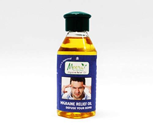 Meera Herbals Migrain Relief Oil