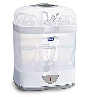 Chicco Steril Natural 2en1 - Esterilizador eléctrico de hasta 6 biberones en 5 minutos (B00SN4GKKE) | Amazon Products