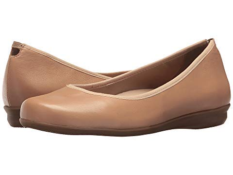 b78924a3ab96e Kalso Earth Shoes801841WLEA - Ennis Mujer, (Nude Premium Leather), 9.5 W US