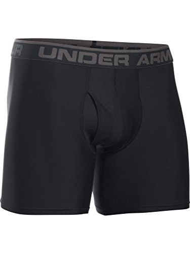 UNDER ARMOUR THE ORIGINAL 6 BOXERJOCK   BOXERS PARA HOMBRE  COLOR NEGRO  TALLA S