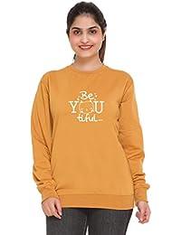 69GAL Women's Round Neck Fleece Sweatshirt