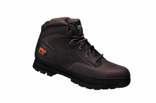 47271adbd856d Timberland Pro UK 10 Euro Hiker Work Safety Boots - Brown