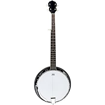 8 cuerdas Stagg BJW24DL Banjo