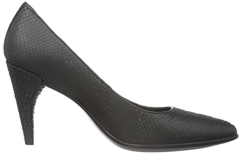 Ecco Damen Shape 75 Pointy Pumps Schwarz (Black1001)