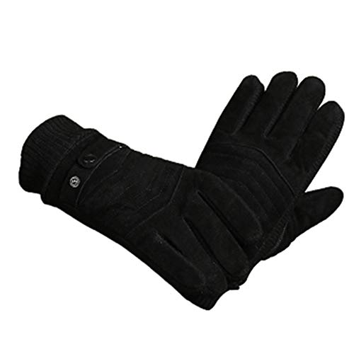 31OJMdh8DhL. SS500  - Gloves Male Winter Suede Keep Warm Velvet Thicken Riding Windproof Non-slip Touch Screen Outdoor Cycling Riding Cold Protection GAOFENG