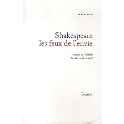 Shakespeare : Les feux de l'envie