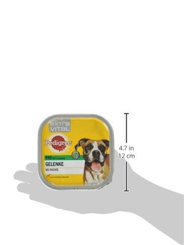 Pedigree Extra Vital Hundefutter Pro Gelenke, 10 Schalen (10 x 300 g) - 6