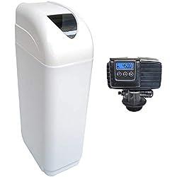Adoucisseur d'eau 25L Fleck 5600 SXT volumétrique électronique