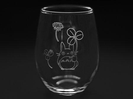NORITAKE My Neighbor Totoro Tumbler Glass Cup