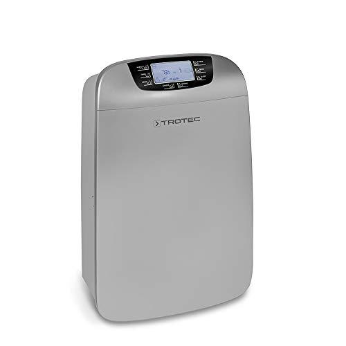 TROTEC Deshumidificador TTK 110 HEPA Deshumidificador Confort, Capacidad de deshumidificación 40l/24h, Perfecto para Hogar, Habitación, Oficina, etc