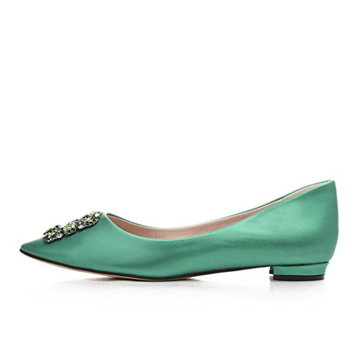 Chaussures de mode/chaussures basses pointes peu profondes/Shoes coréennes de Joker sucrés A
