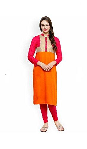 AnjuShree Choice Women Stitched Cotton Kurti Kurta Kurti Kurtis for women