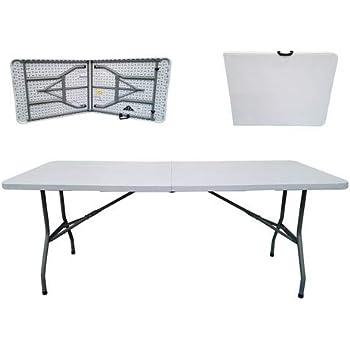 Table Pliable Folding Avec Tables Rectangulaire Uk Plateau En QdChrts