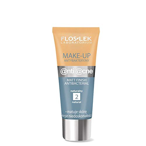 Floslek Laboratorium antibakterielle Make-Up Finish Abdeckcreme no: 2-30 ml
