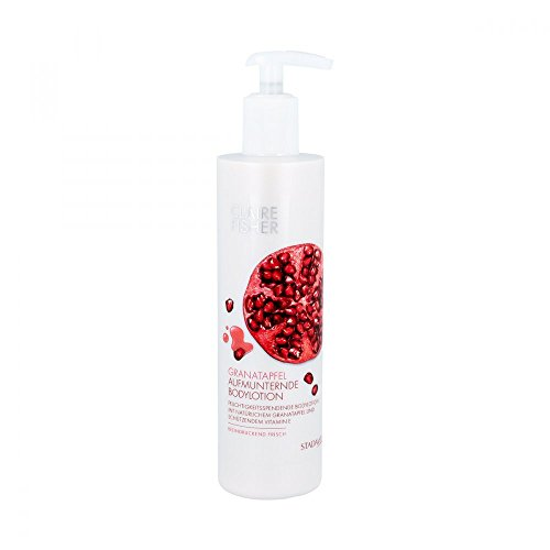 Claire Fisher Natur Classic Bodylotion Granatapfel, 1er Pack (1 x 300 ml)