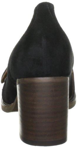 Scholl Talita, Mocassins femme Noir - Schwarz (Black 1004)