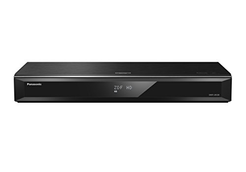 Panasonic DMR-UBC80EGK - Ultra HD Blu-ray Disc Recorder