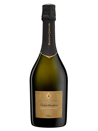 Valdobbiadene prosecco superiore docg brut - cantine maschio - vino bianco spumante - bottiglia 750 ml