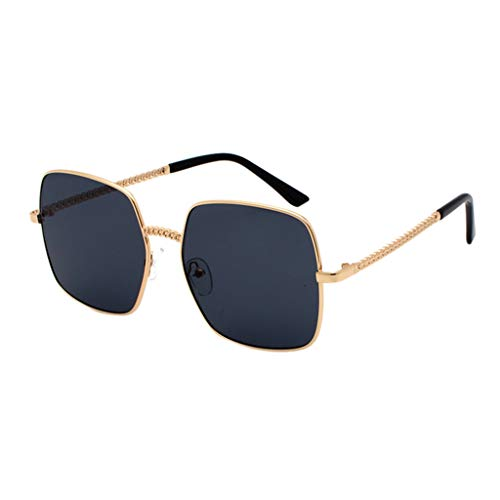 Mode Rund Polarisiert Damen Herren Sonnenbrille Mirrored Lenses Unisex Sunglasses