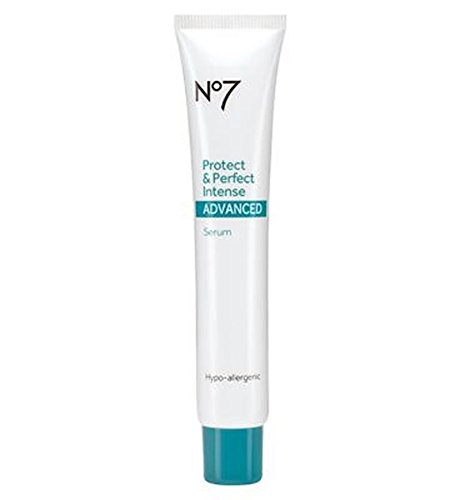 No7 Protect Et Parfait Intense 50Ml De Sérum Avancée - Lot De 2