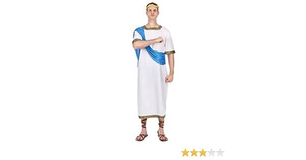 Dio Greco CON FASCIA BLU MEN/'S Costume
