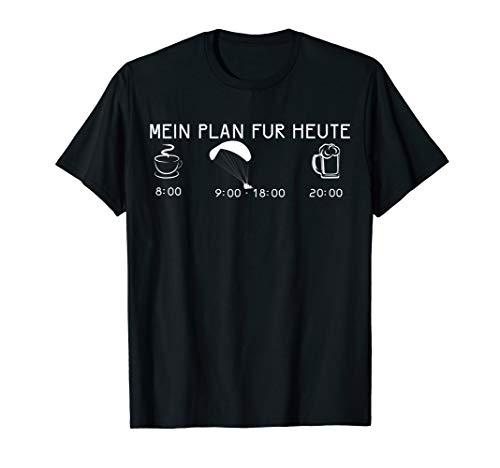 Gleitschirmfliegen Paragliding Gleitsegeln Gleitschirm T-Shirt